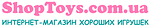 Логотип ShopToys